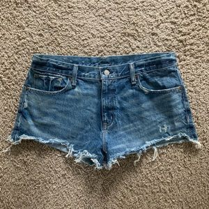 Denim & Supply Ralph Lauren Boyfriend Cut Offs